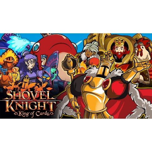 Shovel Knight: King of Cards - Nintendo Switch (Digital) - image 1 of 4