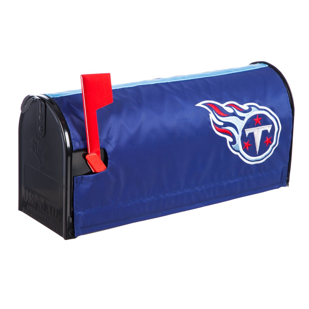 Tennessee Titans Mailbox Cover