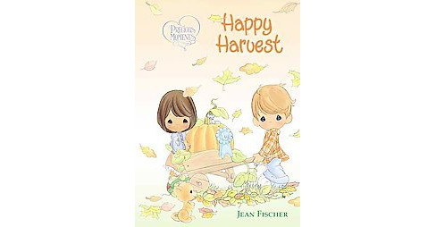 Precious Moments Happy Harvest (Hardcover) - image 1 of 1