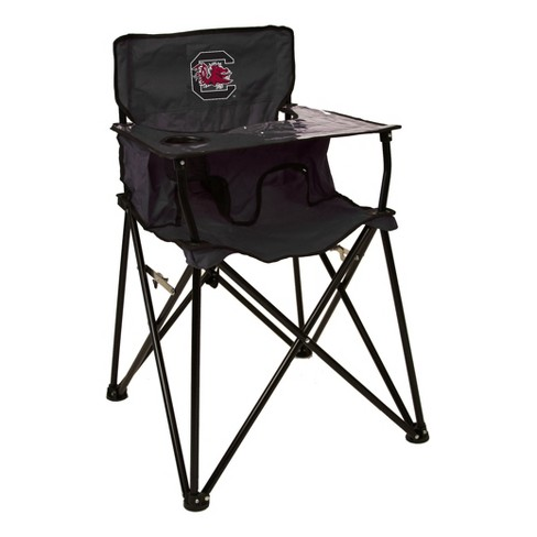 ciao! baby University of South Carolina Gamecocks Portable High Chair in Red - image 1 of 1