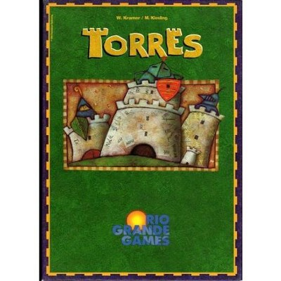 Torres (1st Edition, 2nd Printing) Board Game