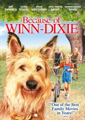 Because of Winn-Dixie (DVD)