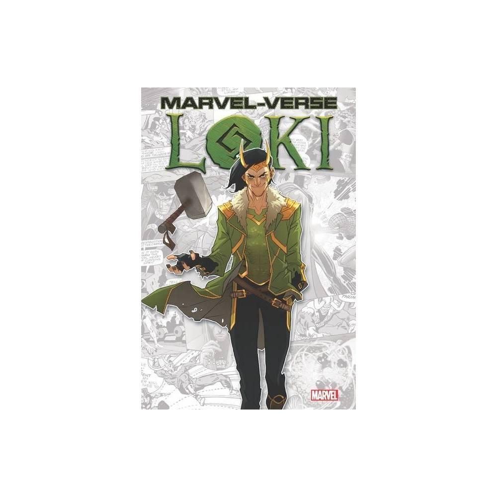Marvel Verse Loki Paperback