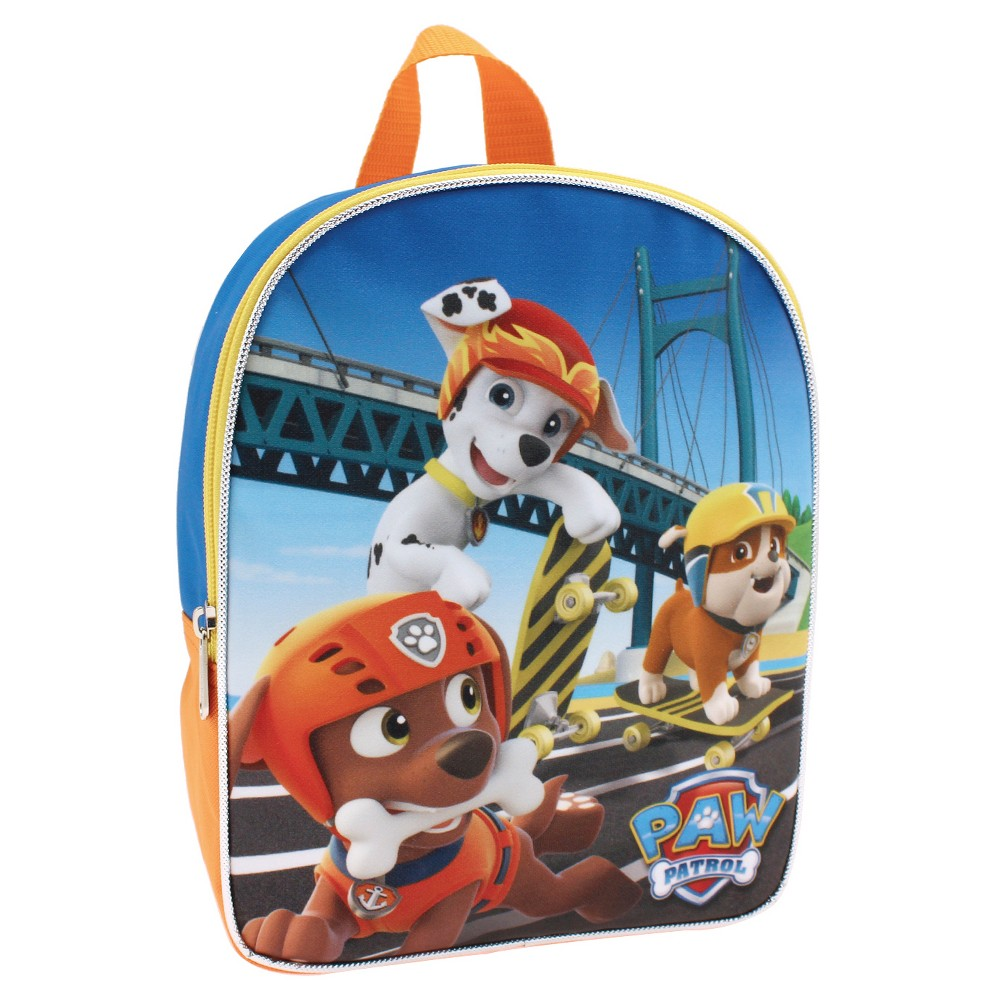 Toddler Boys' Paw Patrol 10 Backpack - Blue