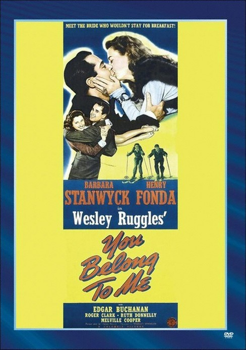 You belong to me (DVD) - image 1 of 1
