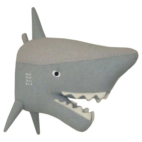 Shark Head Wall Decor - Pillowfort™ - image 1 of 4