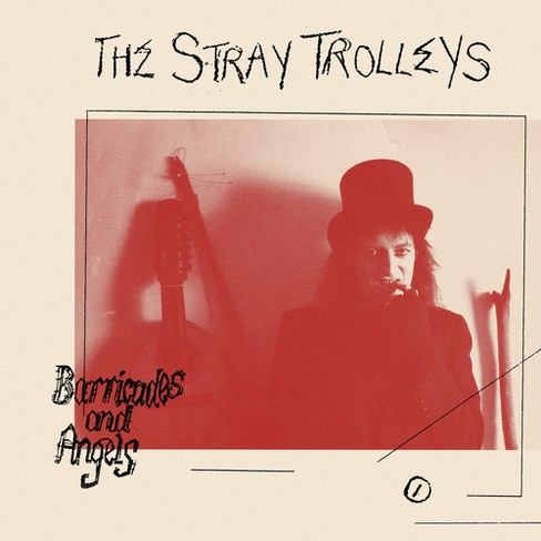 Stray Trolleys - Barricades And Angels (Vinyl) - image 1 of 1