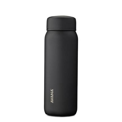 Avana 32oz Stainless Steel Water Bottle Matte Black