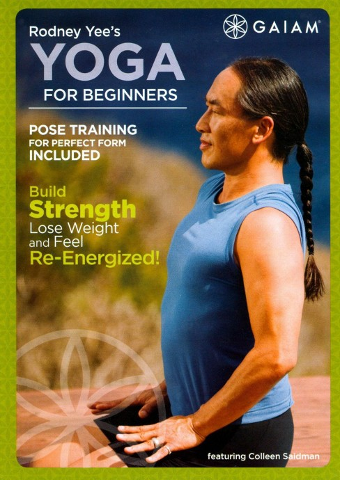 Rodney Yee's Yoga for Beginners - image 1 of 1