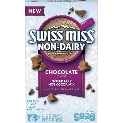Swiss Miss Non Dairy - 7.38oz/6pk
