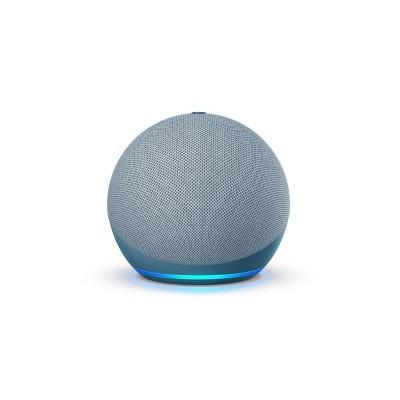 Amazon Echo Dot (4th Gen)- Smart Speaker with Alexa - Twilight Blue