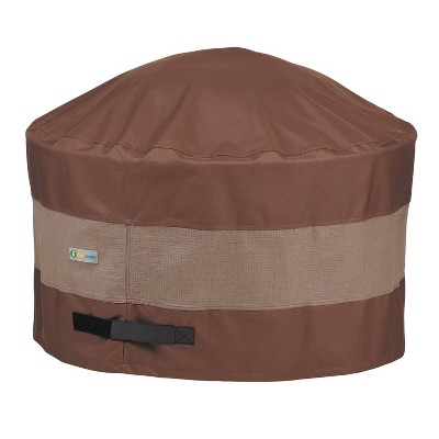 """50"""" Ultimate Round Fire Pit Cover - Duck Covers"""