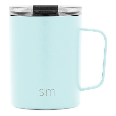Simple Modern 12oz Stainless Steel Scout Mug with Clear Flip Lid