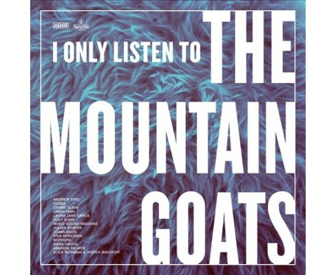Various - I Only Listen To The Mountain Goats:A (Vinyl) - image 1 of 1