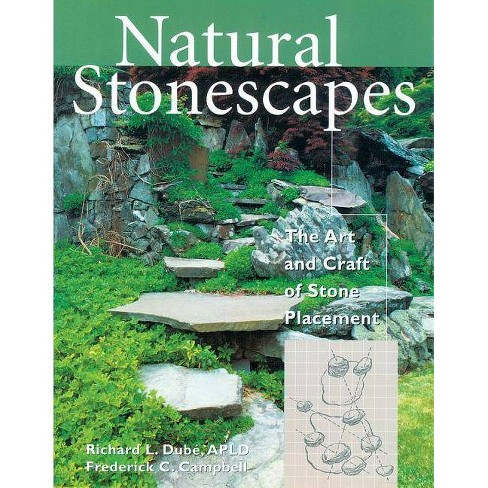 Natural Stonescapes - by  Frederick C Campbell & Richard L Dube (Paperback) - image 1 of 1