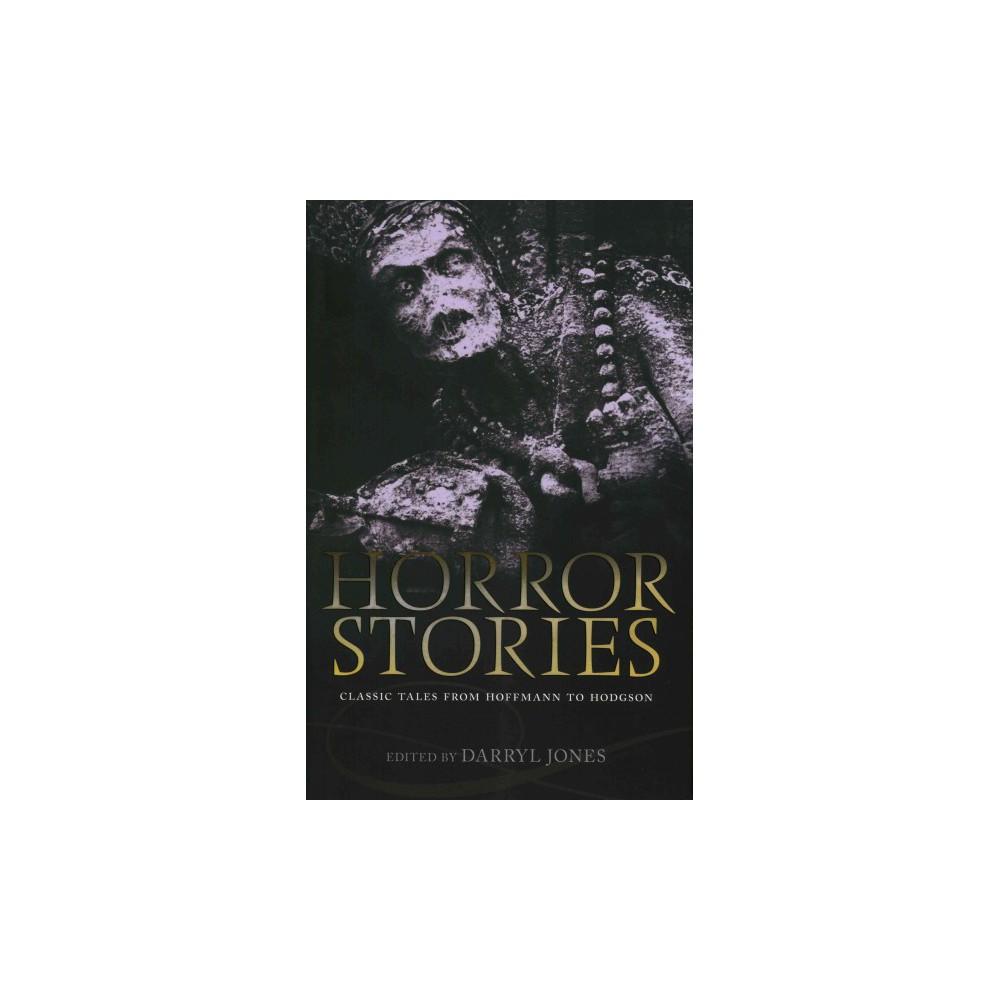 Horror Stories (Hardcover)