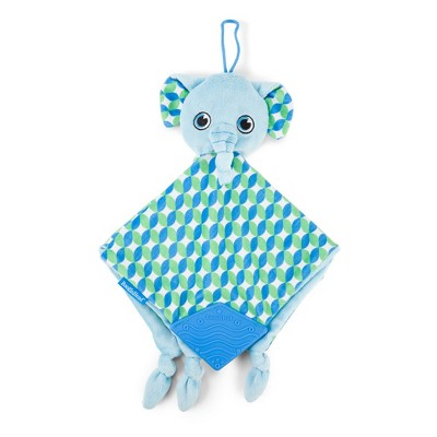 PaciPal Teether Blanket Elephant