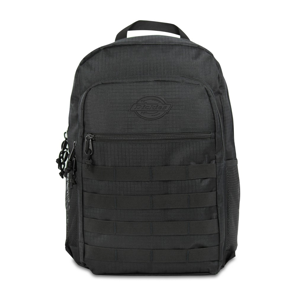 "Image of ""Dickies 17.5"""" Campbell Backpack - Black"""