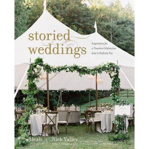 Storied Weddings - by  Aleah Valley & Nick Valley (Hardcover) - image 1 of 1