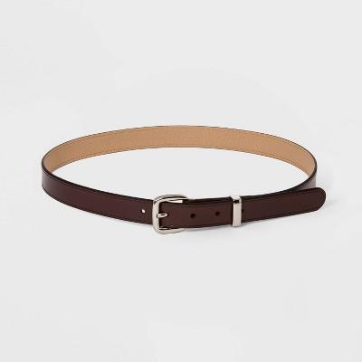 Women's Trouser Belt - A New Day™ Brown
