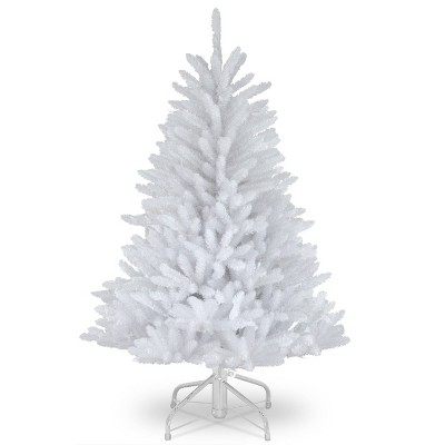 4.5ft National Tree Company Dunhill White Fir Tree