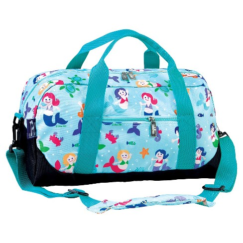 Wildkin Olive Kids Mermaids Duffel Bag - image 1 of 1