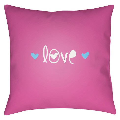 Love Notes Throw Pillow - Surya - image 1 of 1