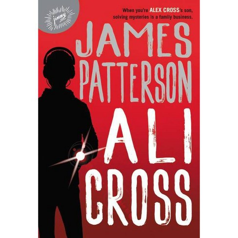 Ali Cross - by James Patterson (Hardcover) - image 1 of 1