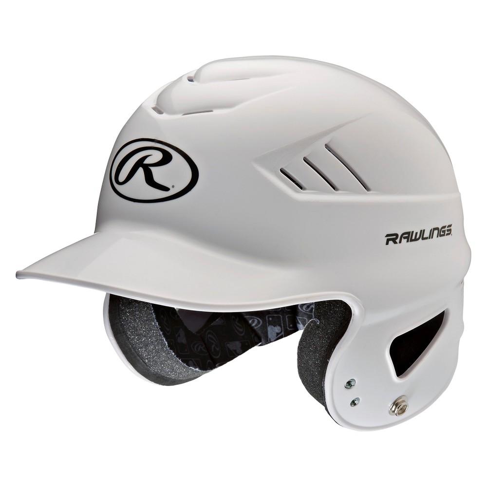 Rawlings Coolflo Helmet - White (6 1/2 - 7 1/2)