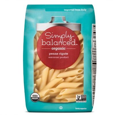 Pasta: Simply Balanced Organic