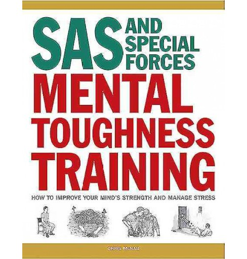 SAS and Special Forces Mental Toughness Training : How to Improve Your Mind's Strength and Manage - image 1 of 1