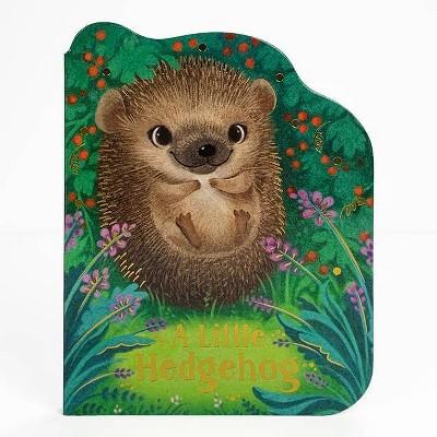A Little Hedgehog - (Board_book)