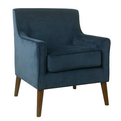 Davis Mid Century Accent Chair - Homepop