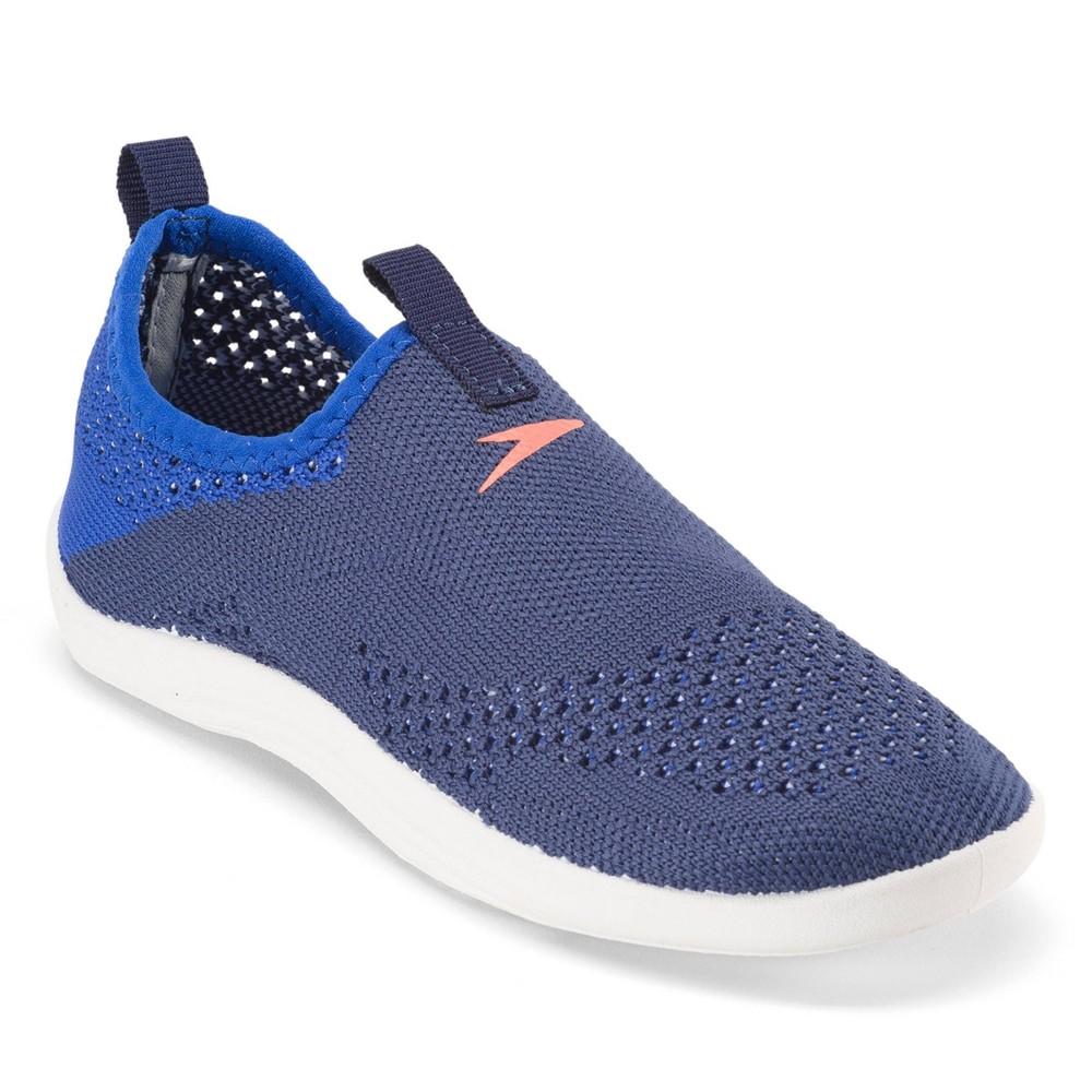 Speedo Junior Water Shoes S Navy