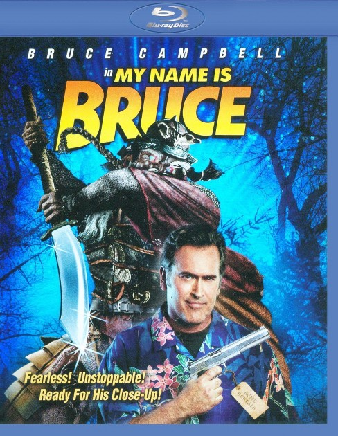 My name is bruce (Blu-ray) - image 1 of 1