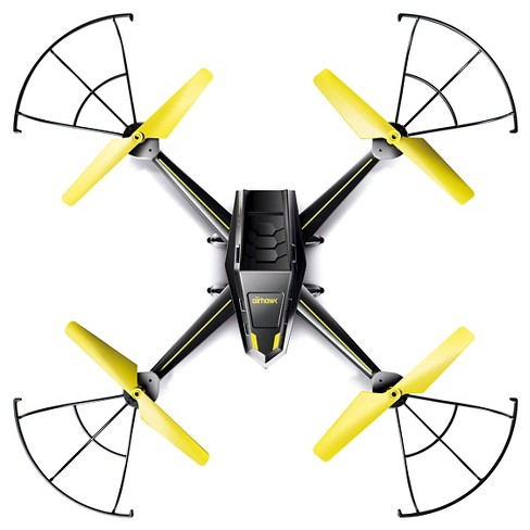 Airhawk M13 Predator Drone With Hd Camera Yellow Target