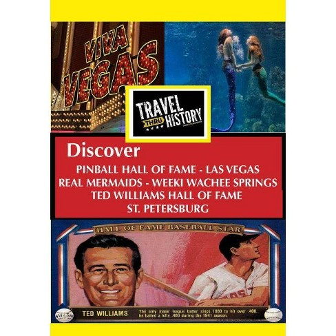 Travel Thru History: Odds and Ends Las Vegas (DVD) - image 1 of 1