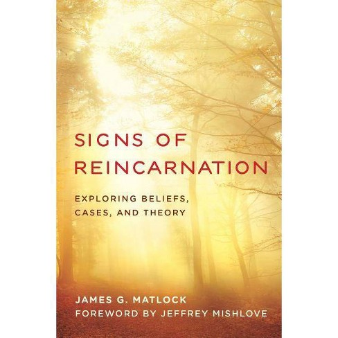 Signs of Reincarnation - by  James G Matlock (Paperback) - image 1 of 1