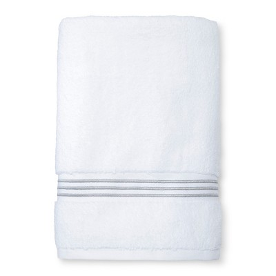 MicroCotton® Spa Bath Sheet White - Fieldcrest®