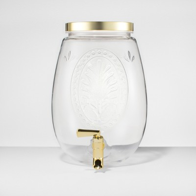 Plastic Beverage Dispenser 6.9L Clear - Opalhouse™