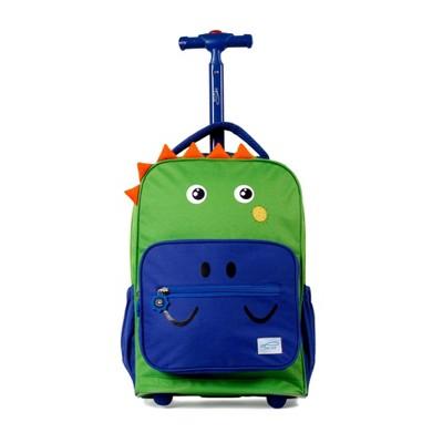 J World Twise Side-Kick 12'' Kids' Rolling Backpack