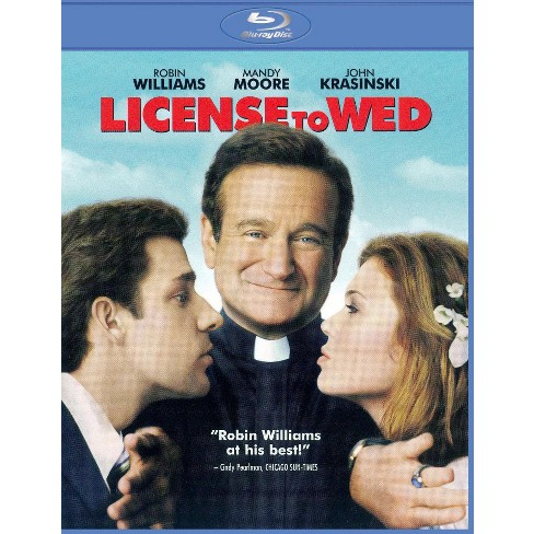 License to Wed (Blu-ray) - image 1 of 1