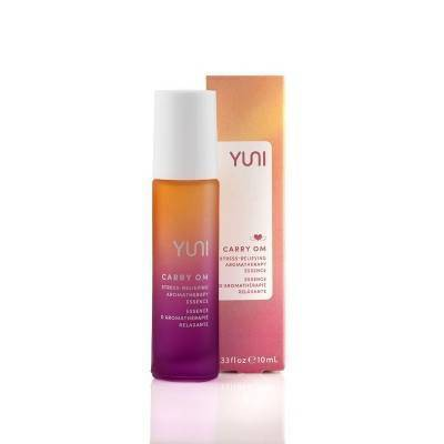 YUNI Beauty Carry OM Stress-Relieving Aromatherapy Essence - .33oz