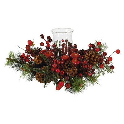 Holiday Candelabrum - Nearly Natural
