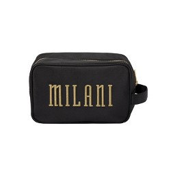 Milani With Gold Embroidery Travel Bag - 1ea