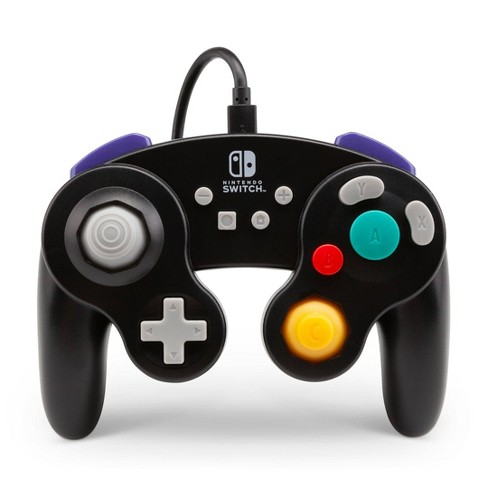 PowerA Wired GameCube Controller for Nintendo Switch - Black - image 1 of 4