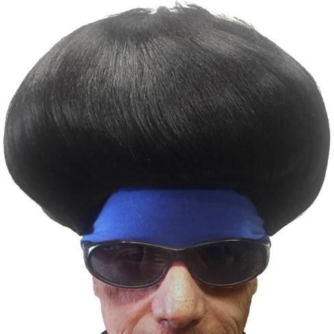 HMS Fortnite Funk Ops Adult Costume Wig w/ Headband - image 1 of 1