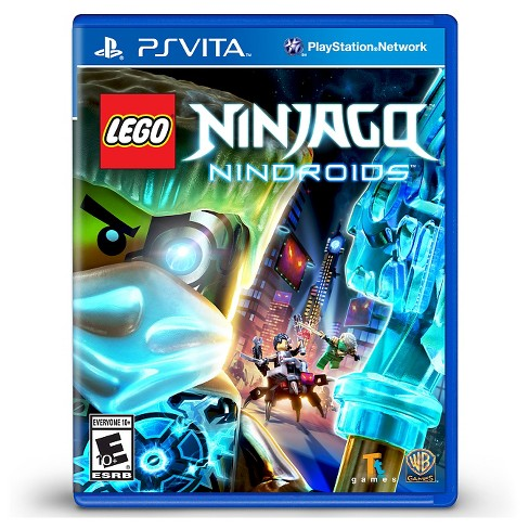 LEGO Ninjago: Nindroids PlayStation Vita - image 1 of 1