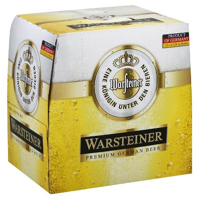 Warsteiner Premium German Beer - 12pk/11.2 fl oz Bottles