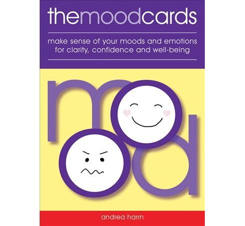 Mood Cards : Make Sense of Your Moods and Emotions for Clarity, Confidence and Well-being -  (Paperback) - image 1 of 1